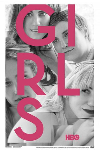 HBO GIRLS SEASON 5 HD iTunes DIGITAL COPY MOVIE CODE