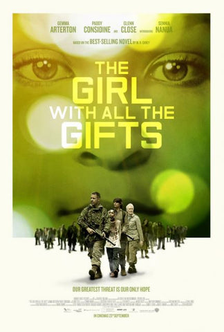 GIRL WITH ALL THE GIFTS HD iTunes DIGITAL COPY MOVIE CODE - MUST HAVE A VALID CANADIAN iTunes ACCOUNT TO REDEEM