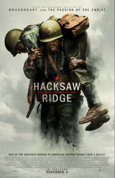 HACKSAW RIDGE HD iTunes DIGITAL COPY MOVIE CODE