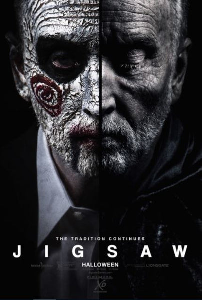 JIGSAW HD iTunes DIGITAL COPY MOVIE CODE