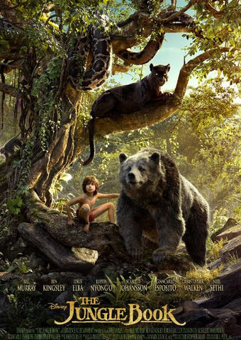 JUNGLE BOOK (THE) (2016) HD iTunes DISNEY DIGITAL MOVIE CODE w 150 DMR (READ DESCRIPTION FOR REDEMPTION SITE/STEP/INFO) USA CANADA