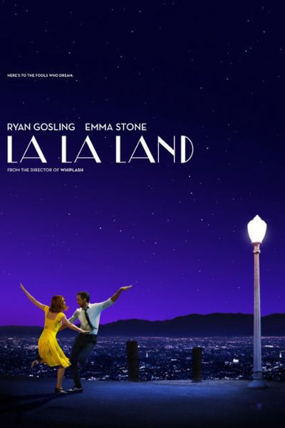 LA LA LAND HD iTunes DIGITAL COPY MOVIE CODE