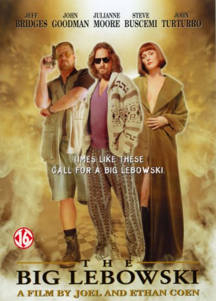 BIG LEBOWSKI (THE) HD iTunes DIGITAL COPY MOVIE CODE ONLY - USA CANADA