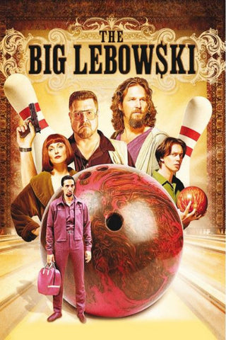 BIG LEBOWSKI (THE) HDX UV ULTRAVIOLET DIGITAL MOVIE CODE ONLY (READ DESCRIPTION FOR REDEMPTION INFO) USA CANADA