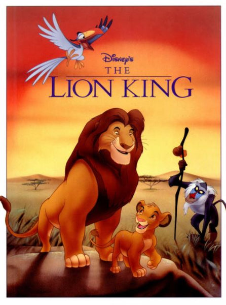 THE LION KING HD DISNEY DC MOVIE CODE