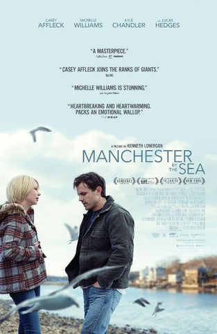 MANCHESTER BY THE SEA HD GOOGLE PLAY CANADIAN ACCOUNT