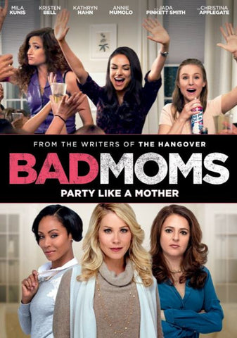 BAD MOMS HD iTunes DIGITAL COPY MOVIE CODE