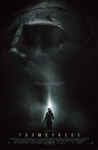 PROMETHEUS HDX UV or HD iTunes (READ DESCRIPTION) DIGITAL COPY MOVIE CODE