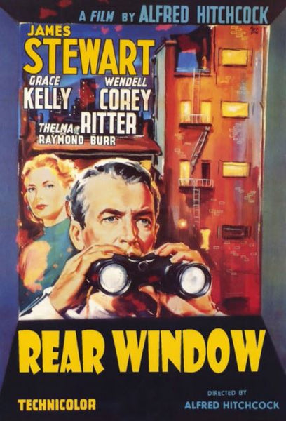REAR WINDOW HD iTunes DIGITAL COPY MOVIE CODE