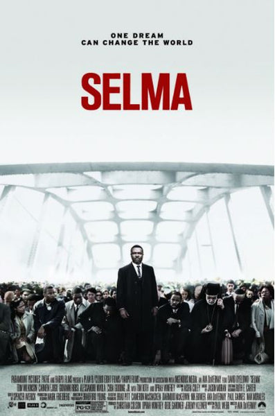SELMA HD iTunes DIGITAL COPY MOVIE CODE