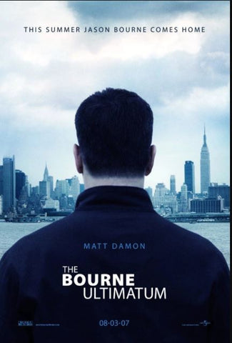 BOURNE 3 ULTIMATUM (THE) HDX VUDU DIGITAL COPY MOVIE CODE ONLY (READ DESCRIPTION FOR REDEMPTION SITE) USA
