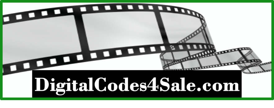 Digital Codes 4 Sale