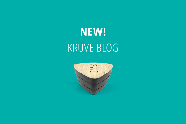 KRUVE BLOG LAUNCHES TODAY
