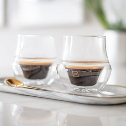 PROPEL Espresso Glasses