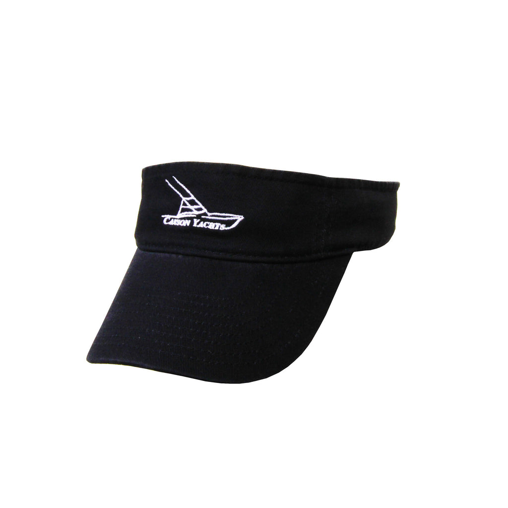 Embroidered Visor