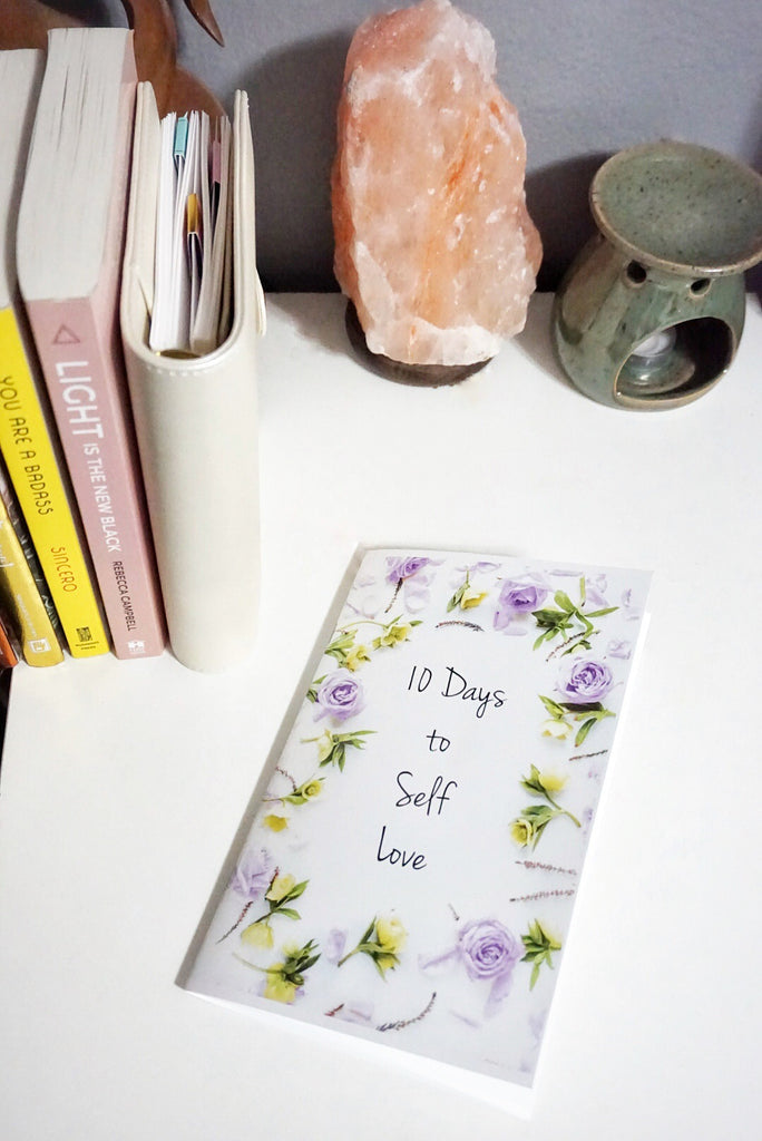 10 Days To Self Love Workbook