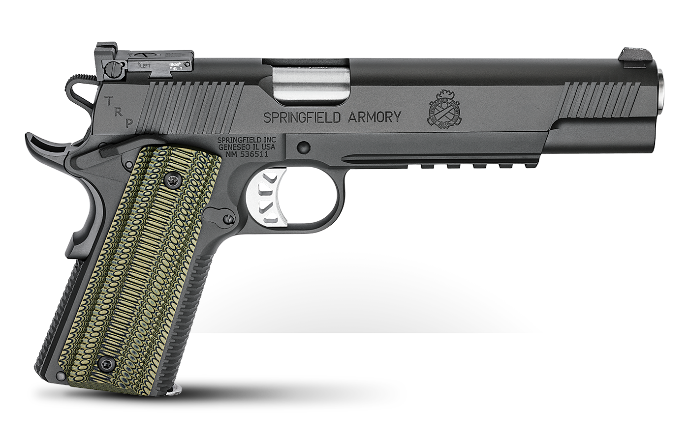 Springfield's NEWEST 1911 now available in 10mm