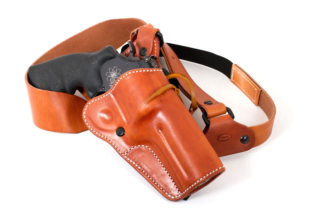 Buy Handcrafted Alaskan Leather Holsters | Diamond D Custom Leather