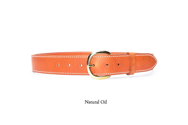 """Alaska Tough"" Leather Belts"