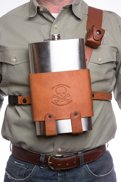 Giant Flask Holster - Giant Flask Holster