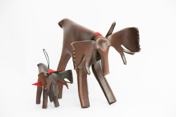 Leather Moose - Leather Moose
