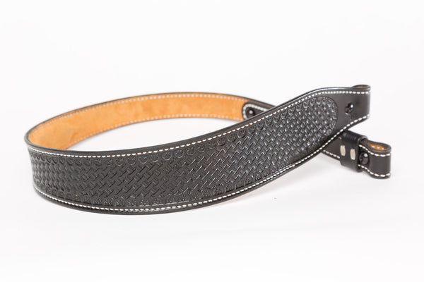 Rifle Slings - Leather Rifle Sling