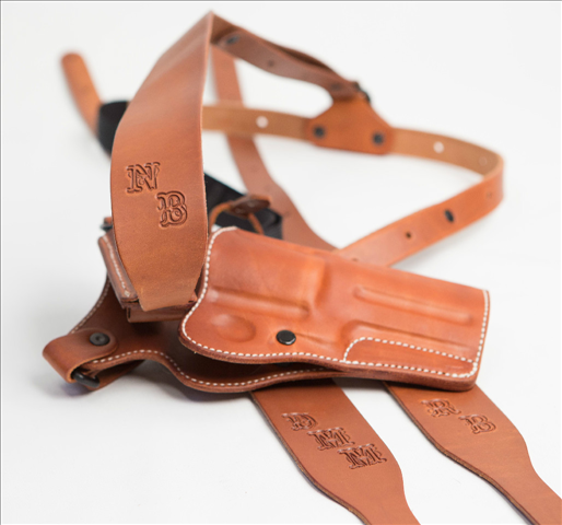 Guides Choice™ Leather Chest Holster