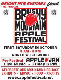 Brushy Mountain Apple Festival