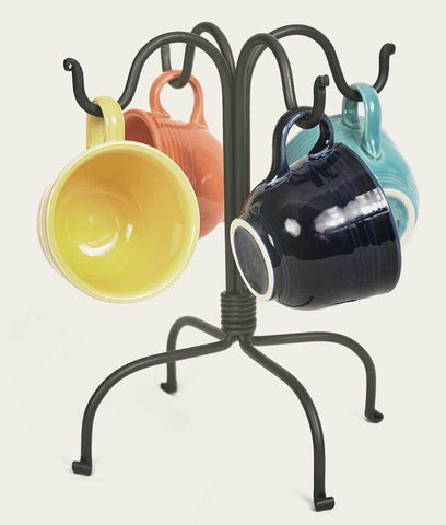 Coffee Mug Rack - 4 Hook
