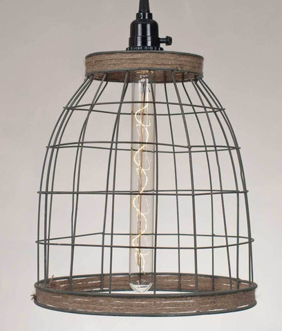 Smith Bird Cage Pendant Lamp