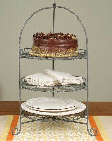 Three-Tier Cake Stand
