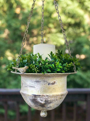 Hanging Basket Urn Planter