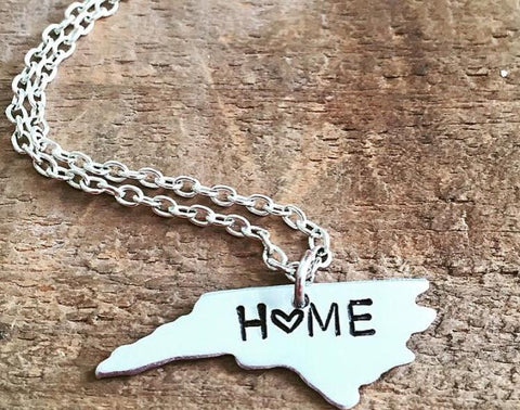 "NC ""Home"" Necklace"