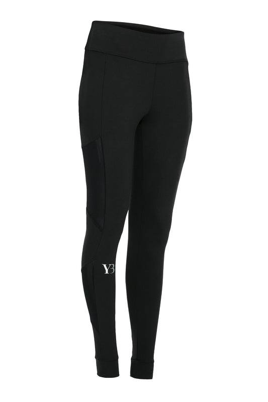 Black YB Leggings w/ phone pocket