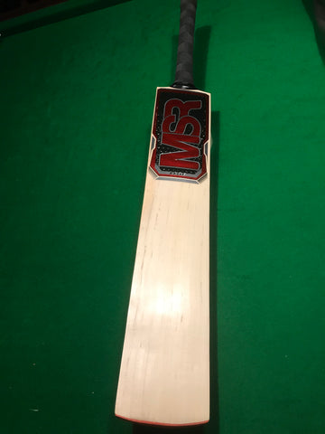 2lb 10oz - 9 GRAIN ENGLISH WILLOW CRICKET BAT   - 652