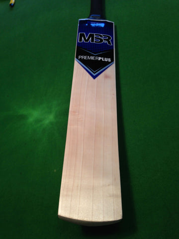 2lb2lb 10oz - SH - Low middle ENGLISH WILLOW CRICKET BAT - HUGE PROFILE - 161