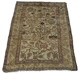 "5316 Turkish, 4'6"" x 5'6"" - Soheil Oriental Rugs"