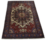"7589persianTafresh, 4'6"" x 6'8"" - Soheil Oriental Rugs"