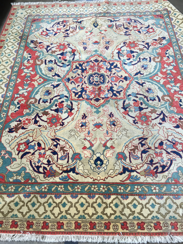 Turkish polonaise design  9918     7.5x6.3