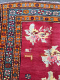 Turkish rug #100544 size 4.6x8.5