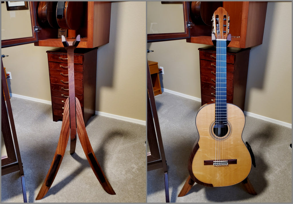 Yes, we have models for classical guitars!