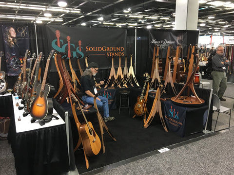 A Great Time at NAMM!