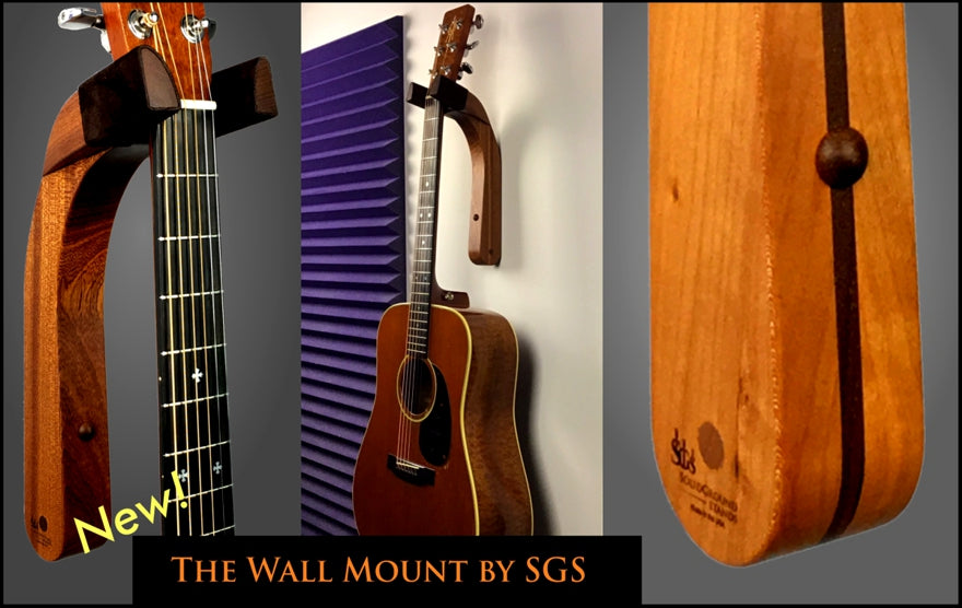 Solid Ground Stands - Standard Guitar Stands