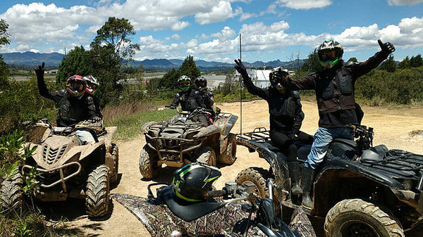 Check out our Awesome ATV Tours in Medellin