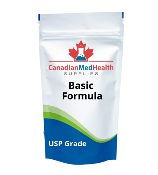Pre-Mixed Tablet Excipient Formula- Basic Formula - CanadianMedHealthSupplies