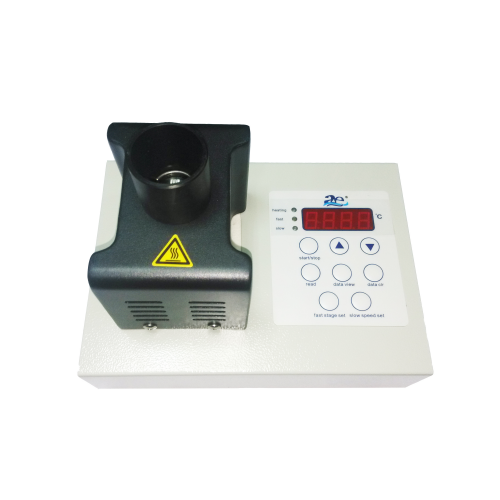 Melting Point Apparatus. DMP-500 - CanadianMedHealthSupplies