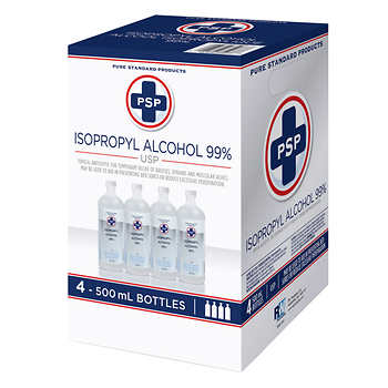 Isopropyl Alcohol 99% - CanadianMedHealthSupplies