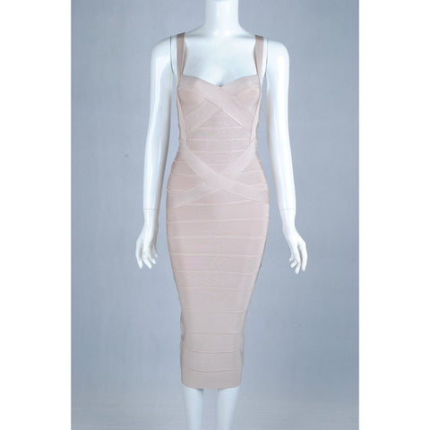 Bandage Dress Bodycon Party Dress