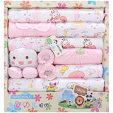 High quality New newborn baby clothing sets cotton infant suit baby girl/boy clothes sets Baby Clothing