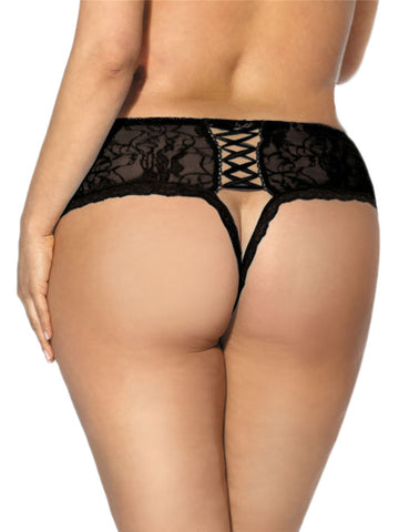 Plus Size Panty (Size 8-Size 20 Now in Stock)